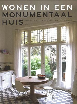 Boekomslag - Wonen in een monumentaal huis