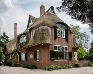 Huis the golden west door theo rueter stichting historische